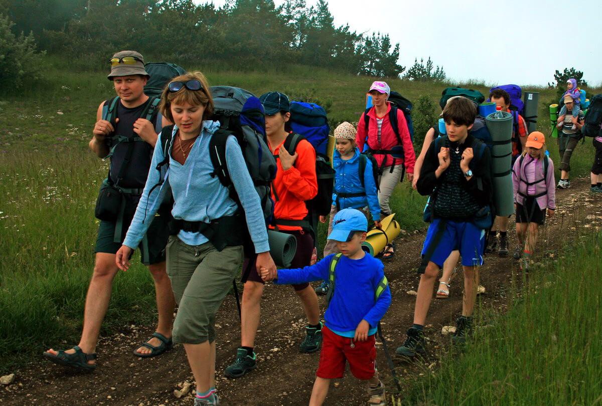 экскурсия поход картинки современные леверы это
