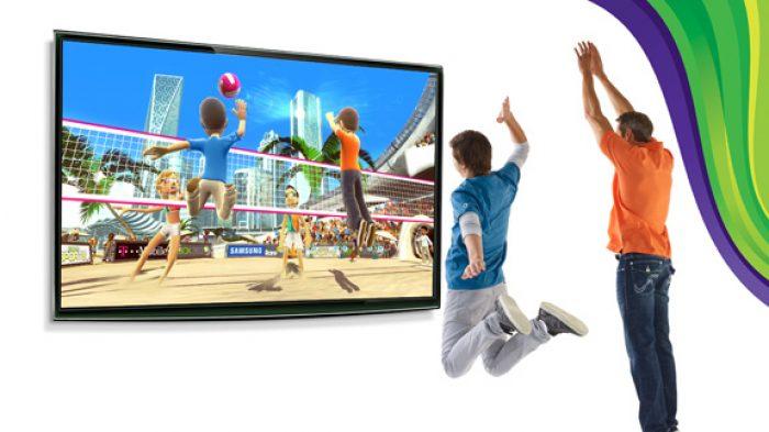 Интерактивный виртуальный аттракцион Kinect