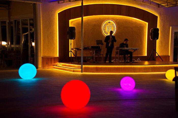 Сцена для мероприятий - Отель ИваМария (город Алушта, Крым)